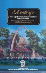 El ensayo y otros registros textuales en la tradición cultural tacneña